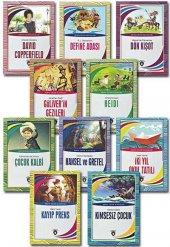 Dünya Çocuk Klasikleri Set 1 10 Kitap Dorlion Yayınları