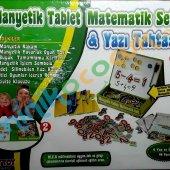 Manyetik Tablet Matematik (4 6yas)