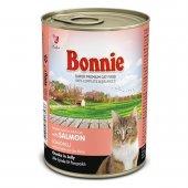 Bonnie Dana Etli Ve Ciğerlerli Yetişkin Kedi Maması