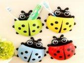 Uğur Böceği Diş Fırçası Ve Diş Macunu Kutusu