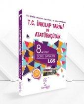 8.sınıf T.c.inkılap Tarihi Ve Atatürkçülük Soru Bankası Karekök Y