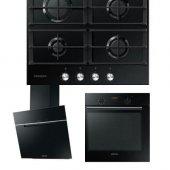 Samsung Ankastre Set (Nv60k5140bb Nk24m7070vb Na64h3010ak)