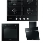 Samsung Ankastre Set 8(Nv70k2340rb Nk24m7070vb Na6...