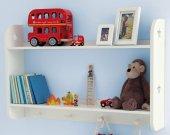 Alim Yıldızlı Lake Montessori Kitaplık Raf