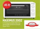 Minisan Maxımus 2002 5 Fonksiyonlu Termostatlı Isı Kontrol Sistemli Statik Midi Fırın