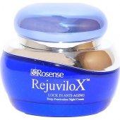 Rosense Rejuvilox Gece Kırışıklık Karşıtı Krem 50ml