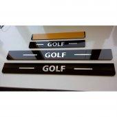 Golf Plastik Kapı Eşiği (4lü Set)
