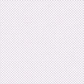 Beyaz Zemin Üzerine Lila Kalp Desenli Keçe Plaka (...