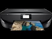 Hp Deskjet 5075 Renkli Fotokopi Tarayıcı Yazıcı Wifi Bağlantı