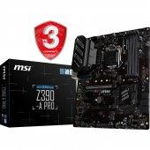 Msı Z390 A Pro Intel Z390 2133mhz Ddr4 1151p Anaka...