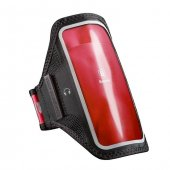 Baseus Moveband 5.8inc Siyah Kırmızı Spor Koşu Kol Bandı