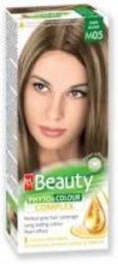 Beauty Doğal Bitkisel Saç Boyası M05 (Koyu Kumral)
