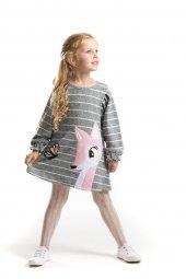 Denokids Kelebek & Ceylan Kız Çocuk Elbise
