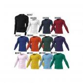 Adidas D82065 Tf Base Ls Erkek T Shirt