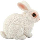 Vitale Pretty Beyaz Tavşan Biblo Bz0173