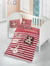 Frombazaar Bebek Uyku Seti 100 Pamuk (Yorgan Ve +2 Yastıklı)
