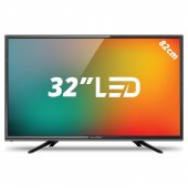 Awox U3200str 32 İnch 82 Ekran Dahili Uydulu Led Tv + Askı Aparat