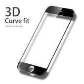 Iphone 7 3d Full Kaplayan Kırılmaz Cam İdeal Telefon