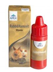 Hamster Vitamini Rab Hamsvit Apex
