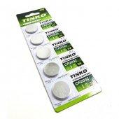 Tınko Cr2032 3volt Lithium Pil 5adet Kargo Ücretsiz