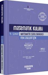 9.sınıf Matematik Soru Bankası Fen Liseleri İçin Matematik Kulüb