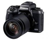 Canon Eos M5 M18 150 Is Stm Aynasız Fotoğraf Makinesi