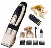 Kedi Köpek Evcil Tıraş Makinesi Kuaför Seti