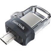 Sandisk Ultra Dual Drive 256gb M3.0 Usb Bellek Sdd...