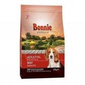 Bonnie Biftekli Yetişkin Köpek Maması 2.5 Kg
