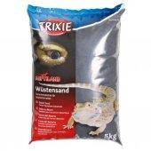 Trixie Sürüngen Teraryum İçin Çöl Kumu Siyah 5kg