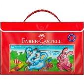 Faber Castell 18' Li Pastel Boya Çantalı