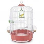 ımac Milly Kuş Kafesi Pembe Beyaz 33x48cm