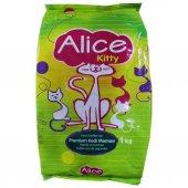 Alice Kitty Tavuklu Yavru Kuru Kedi Maması 1 Kg