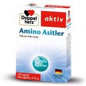Doppelherz Aktiv Amino Asitler 30 Kapsül Skt 03 20...
