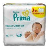 Prima Islak Mendil Hassas Cilt 3lü 168 (3x56)