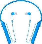 Sony Wı C400 Kulak İçi Bluetooth Kulaklık Mavi