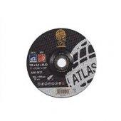 Atlas 230 Mm X1,9 X 22,23 Flex Metal Kesme Taşı Metal Inox+10 Adet Fiyatı