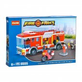222 Parça Lego İtfaiye Oyun Seti