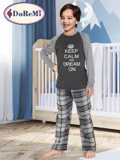 Doremi Erkek Dream On Erkek Çocuk Pijama Takımı
