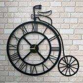 Dekoratif Ahşap Duvar Saati Rome Cycle