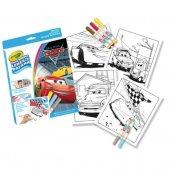 Crayola Color Wonder Lekesiz Boyama Cars 12803