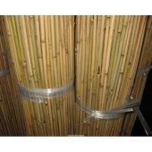 Bambu Cubuk 180 Cm 14 16 Mm 40 Adet Bambu Bitki Destek Çubuğu Dekoratif Bambu Çubuk