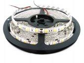5050 Şerit Led Işık 3 Çip Dış Mekan 5 Metre Silikonlu Aydınlatma