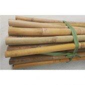 Bambu Cubuk 300 Cm 15 25 Mm 20 Adet Bambu Bitki Destek Çubuğu Dekoratif Bambu Çubuk