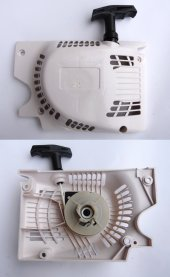 Motorlu Testere Starter Kapak Komple Set Düz Tip Wy00020