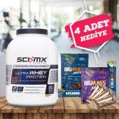 Scı Mx Ultra Whey Protein 2280 Gr Çikolata + 5 Hediye