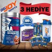 Bigjoy Bcaa Pro 4 1 1 Ripped 432 Gr 3 Farklı Aromalı +4 Hediye