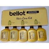 Bellot Keratin Hair Care Kit 1000 Ml*5 Parça Komple Set