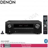 Denon Avr X550bt 5.2 Kanal 4k Bluetoothlu Av Receiver