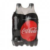 Coca Cola Zero 4x1 L